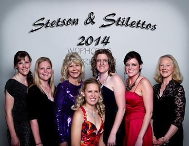 2014 Stetson & Stilettos