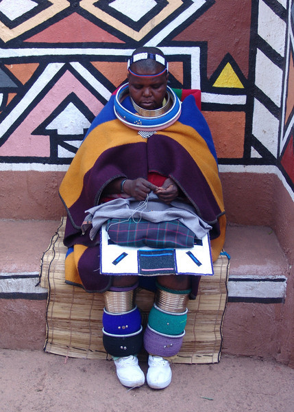 NDEBELE - SOUTH AFRICA