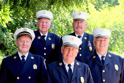 Multiple Chiefs of Department