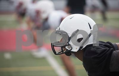 8/14/17 Robert E. Lee High School Football Practice by Sarah A. Miller