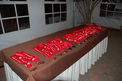 Awards Dinner and Ceremony:  February 26, 2011