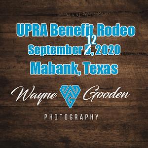 UPRA Colston Rodeo - Mabank Texas