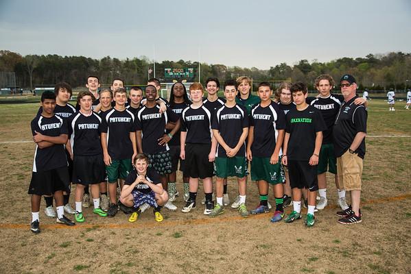 2014 JV Team Photos
