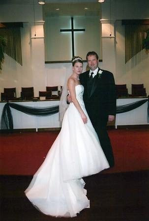 10-6-2004 Amy Waytauski & Mike Nieburg Wedding