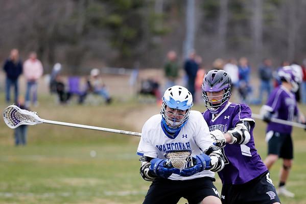 PHS at Wahconah Boys Lacrosse-042215