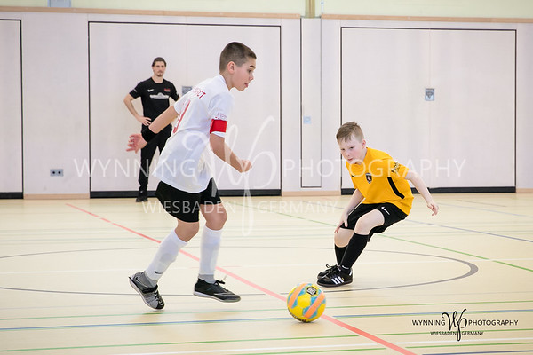 U11 FINAL GAME - KMC District vs. Wiesbaden