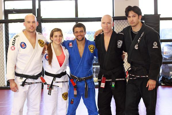 Robson Moura Seminar at Revolution MMA 04.10.10