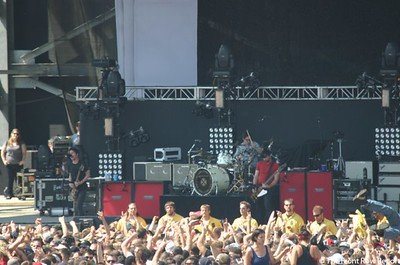 Chevelle @ Rock on the Range 2012
