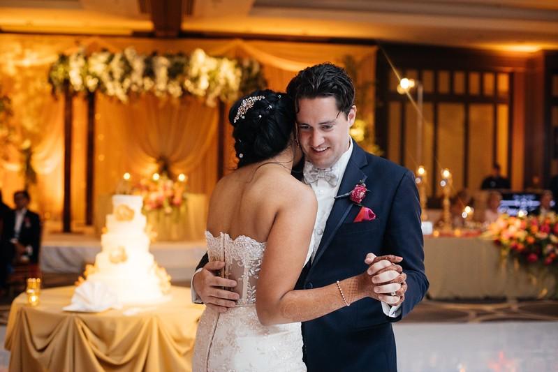 LeCapeWeddings Chicago Photographer - Renu and Ryan - Hilton Oakbrook Hills Indian Wedding -  1011.jpg