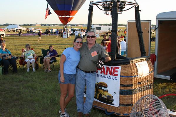 2010 Great Texas Balloon Race