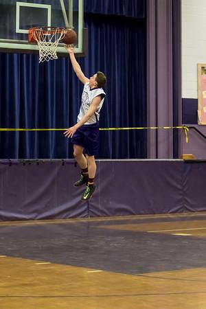 Marshwood 8th grade Game 3