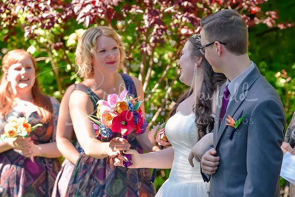 Rachel and Wesley - Ceremony