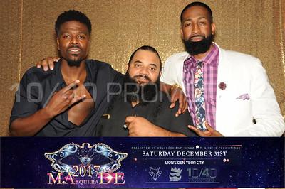 1040 Masquerade Party