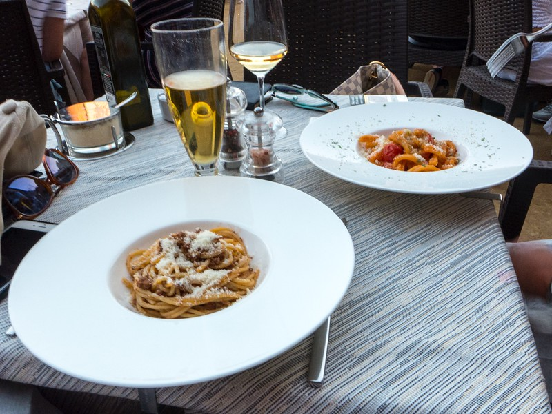 Siena dinner