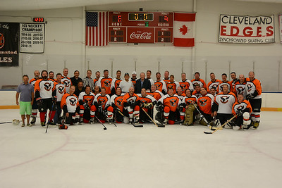 NOHS Alumni Hockey Game