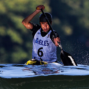 ICF Canoe Kayak Slalom World Cup Final Tacen 2016