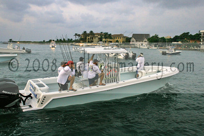 2008 Pompano Beach Saltwater Slam / ABC Gold Coast Fishing Classic Morning Check-Out