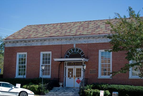 Commerce City Hall (Commerce, Georgia)