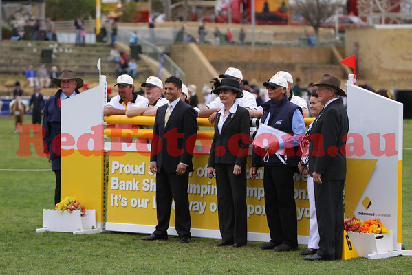 2009 09 28 Perth Royal Show ShowJumping Commonwealth Bank Grand Prix