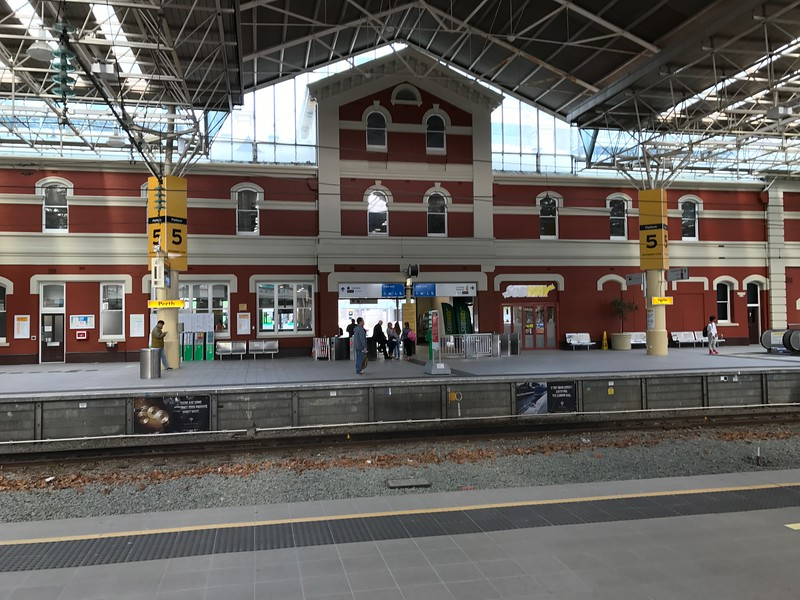 Getting to Fremantle from Perth