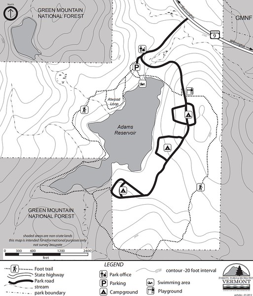Woodford State Park (Trails)