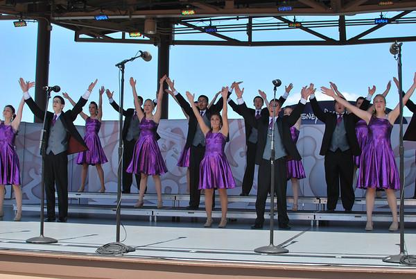 Buhler Singers @ Disney World 2012