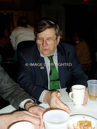 Emerald Society Banquet 2008