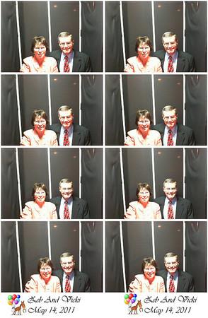 Vicki and Zeb's Wedding - Photobooth - 5/14/2011