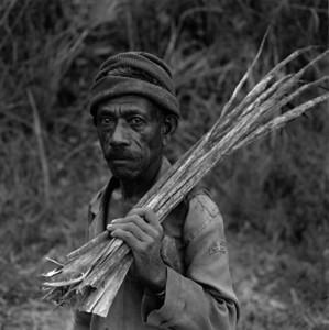 East Timor b&w