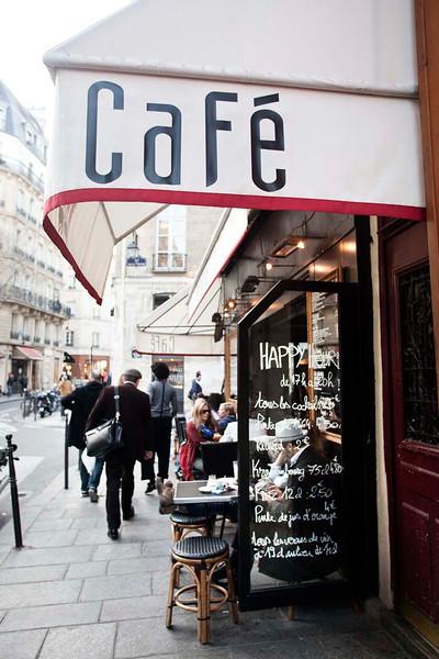 Illustration Cafes