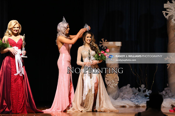 Booneville's Pageant 2019