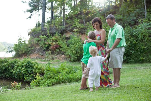 Hollingsworth Family Summer11
