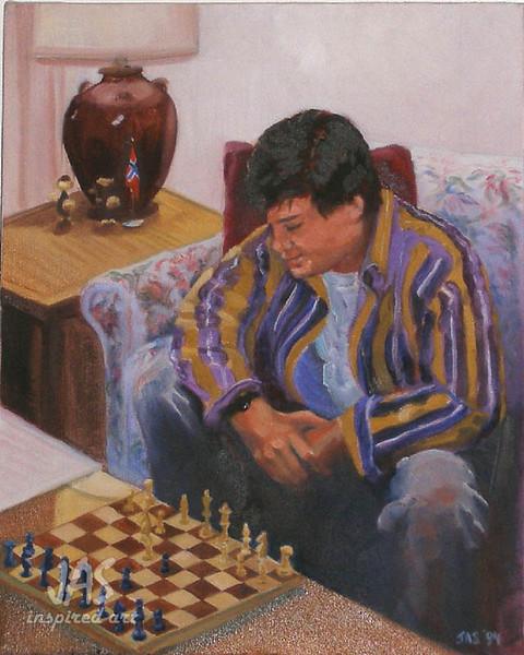 Jesse's Chess Game