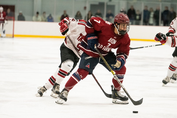 2018 Varsity Hockey vs. Tabor Academy