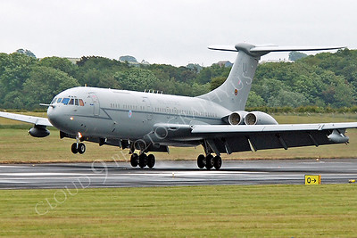 BAC VC-10C1K Military Airplane Pictures