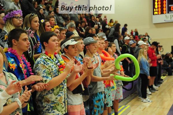 BBE volleyball v. Royalton - 5A 11-01