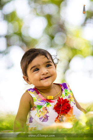 Vaibhavi | First Portrait