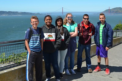 Robotics CA Trip May 2017