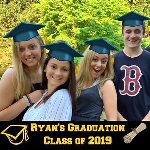 Ryan's Graduation Party July 5, 2019