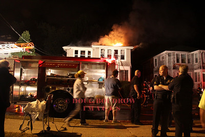 Quincy, MA - 2nd Alarm, 97 Hollis Ave,9-25-09
