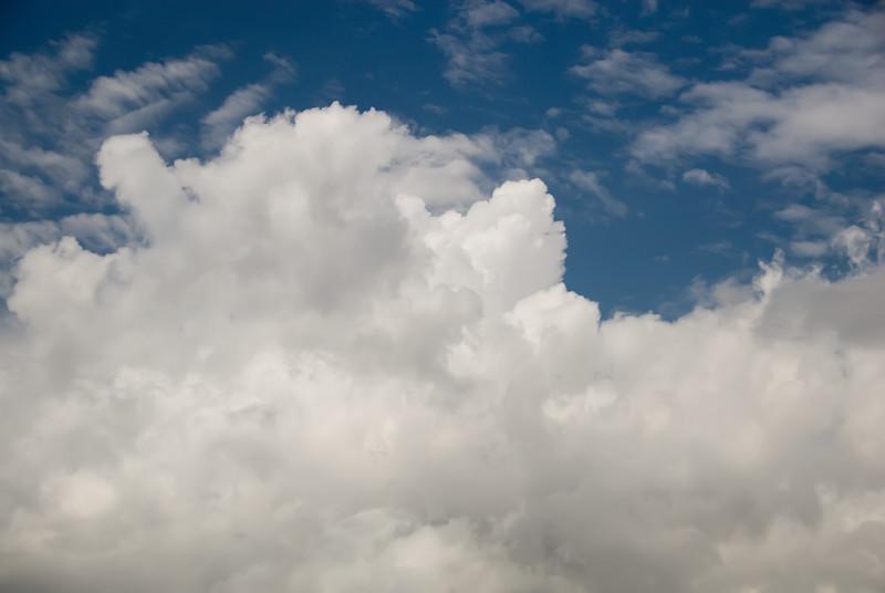 2007 Colorado Trip - Clouds Through Sunroof