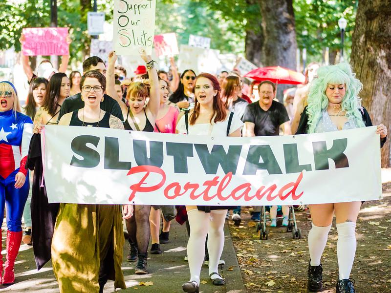 Slutwalk 2018