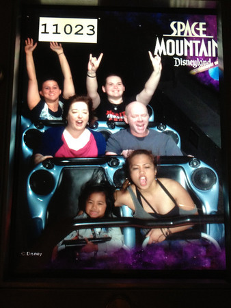 Space Mountain 2012