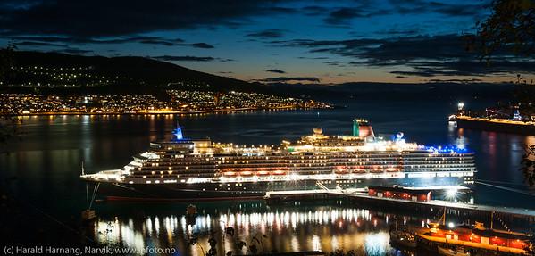 Narvik havn - cruiseterminal