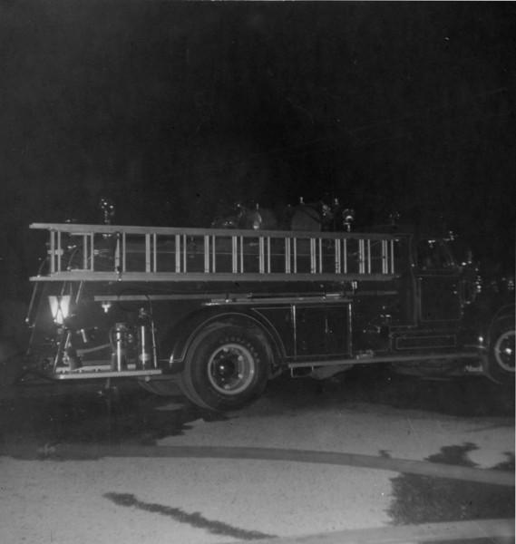 Rockville Ice Plant  fire