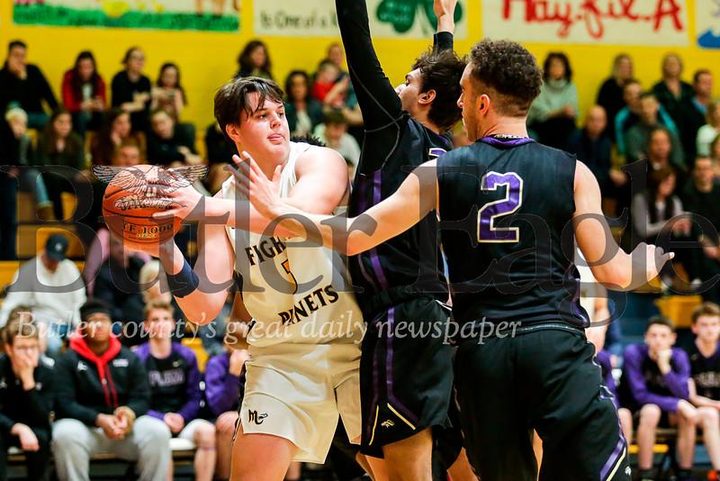 25308 - Mars vs Plum Boys Basketball