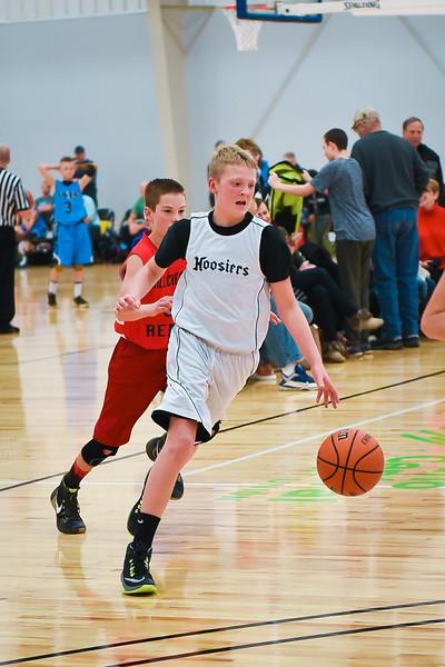 Broc/Taylor Basketball