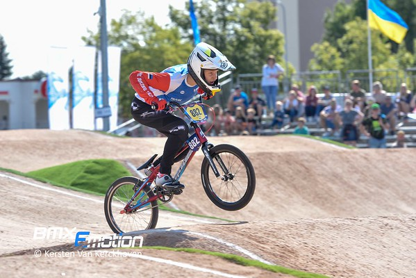 European Championships Valmiera - CHALLENGE 13+ - Motos