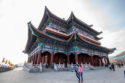 2014.1129 Weihai Steps to Xiangu