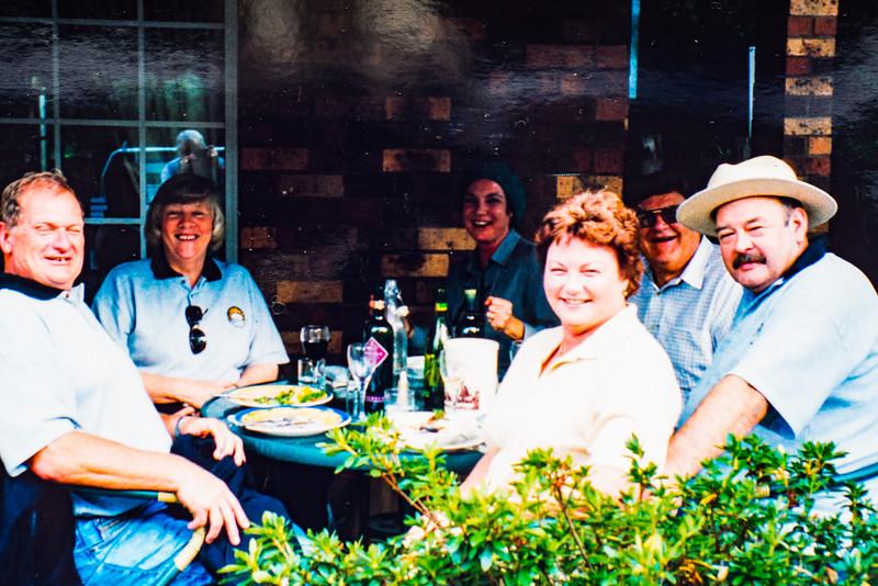 Wed Run to Yarramalong Valley Mar 2002